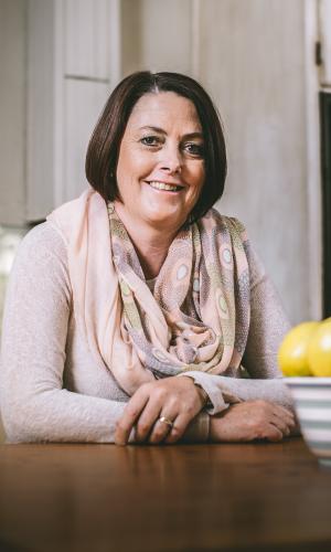 Pam Fyvie (Née Moor)